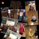 Morning Nursery Hallween Party