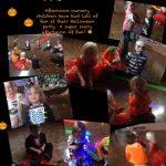 Afternoon Nursery Halloween Party