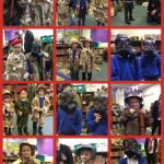 Year 2 visit from the British Royal Legion
