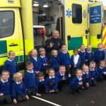 Paramedics Visit Reception