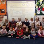Nursery raise money for Children In Need