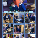 Earth and Space visit to the Life Centre – Year 5