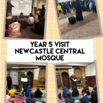 Year 5 visit to Newcastle Central Mosque