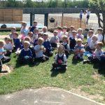 Reception Children Enjoying Our Friday Reward Outside.