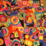 Kandinsky's Inspired Artwork from Year 1