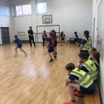 Year 5 Basketball