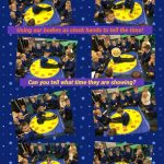 Year 1 Leaning How To Read and Show The Time Using Our Bodies