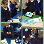Year 2 science investigation.  Which materials can change shape?