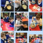 Year 4 Cookery Club celebrate Chinese New Year!