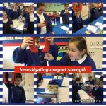 Year 3 Science Investigation – Testing magnet strength