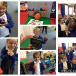 Reception – World Book Day potato characters