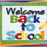 WELCOME BACK TO SCHOOL September 2020