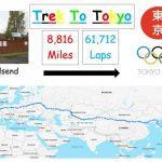 Trek to Toyko Campaign 2020